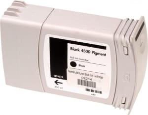 4500 Q7457A Black Pigment Bulk