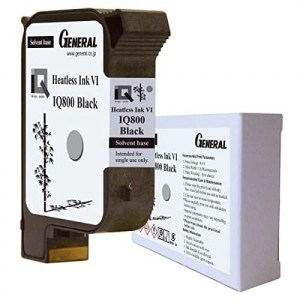 IQ800 General Solvent TIJ Ink Cartridge