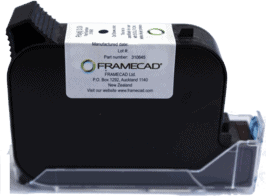 FrameCAD Ink Cartridge replacement